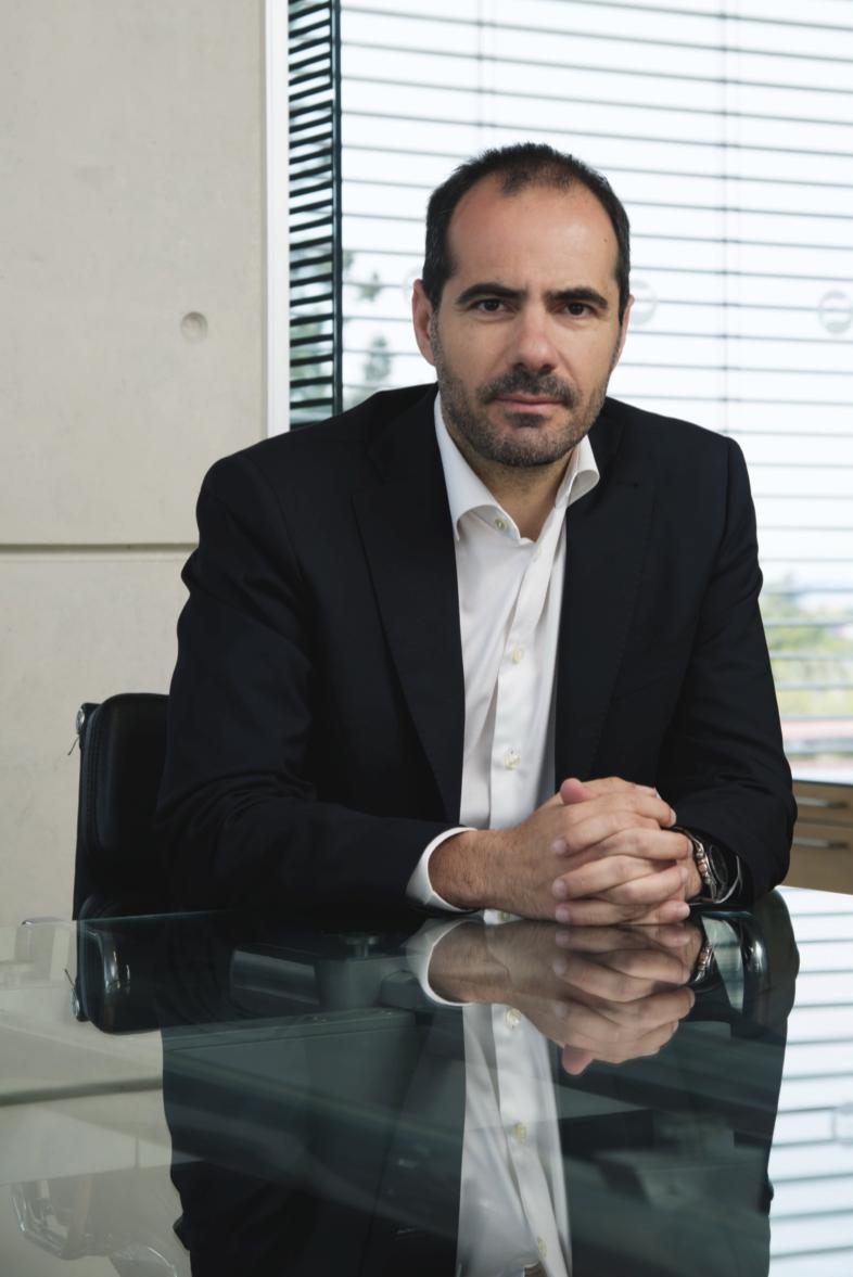 Andreas Hadjipetrou, managing director of Columbia Shipmanegement Ltd