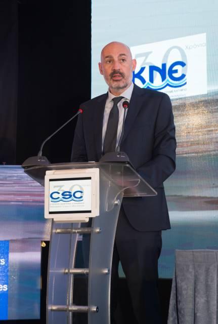 Themis Papadopoulos - CEO Interorient Shipmanagement