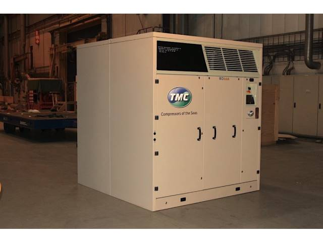 One of TMC's compressors for ALS applications